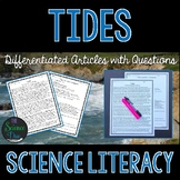 Tides - Science Literacy Article