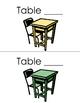 Tidy Tables Set