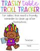 Tidy & Trashy Table Troll Notes