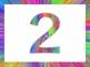 Tie Dye Group Numbers