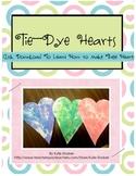 Tie-Dye Hearts