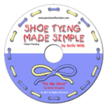 Tie My Shoe Teaching Song