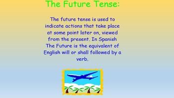 Tiempo Futuro / Future Tense