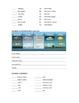 Tiempo, #s, y Practica / Weather, #s, and practice