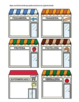 Tiendas de alimentos