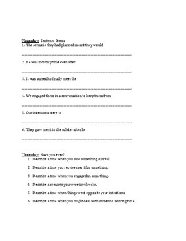 Tier 2 Vocabulary Analogy and Context Clue Activities and Assessments Week 15