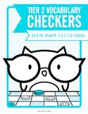 Tier 2 Vocabulary Checkers