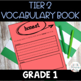 Tier 2 Vocabulary Grade 1