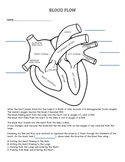 Tier 2/3 Intervention Activity  Body - Heart - Blood Flow of Circulatory System