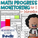 Tier II Math Intervention Progress Monitoring Kit; MD BUND