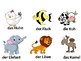 Tiere / Haustiere / Pets / Animals / Habitats / Where animals and pets live
