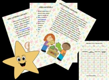 Tiered Activities for Stargirl:  Differentiating Based on Interest