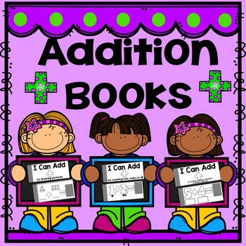 Addition Books to 10 (Using Multiple Strategies)