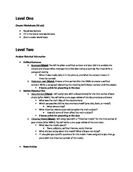 Tiered Assessment Guide