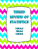Tiered Lesson for Statistics CCSS 7.SP.A.2 , 7.SP.B.3, 7.SP.B.4