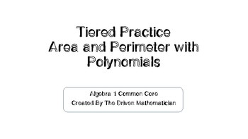 Tiered Operations and Applications of Polynomials