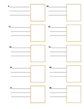 Tiered Spelling Assignments With Rubrics