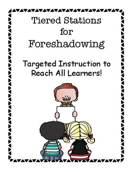Tiered Stations for Foreshadowing