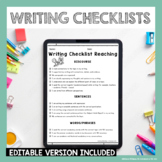 ESL Writing Rubric - WIDA Aligned
