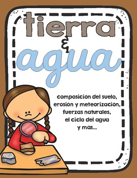 Tierra y agua (Land and Water Unit- Spanish)