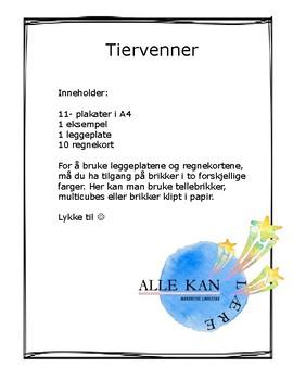 Tiervenner - Friends of tens