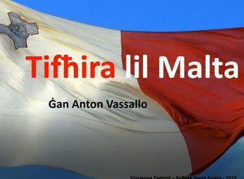 Tifħira lil Malta - IL-MALTI