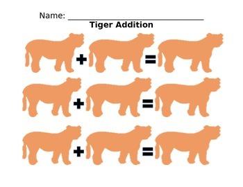 Tiger Addition