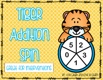Tiger Addition Spinners