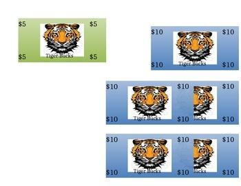 Tiger Bucks