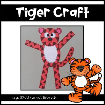 Tiger Craft and Writing