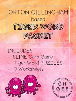 Tiger Division Packet