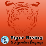 Tiger Rising & Figurative Language: A DIFFERENTIATED Lesson Bundle {CCSS}