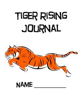 Tiger Rising Journal
