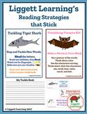 Tackling Tiger Shark Strategy Stickers
