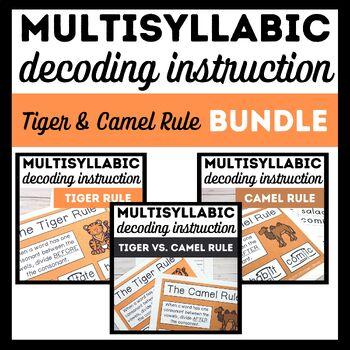 Tiger and Camel Rule Bundle-Books 3, 4, & 5