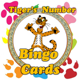 Tiger's Number Bingo