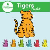 Tigers Clip Art