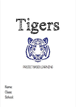 Tigers Cover Page