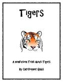 Tigers Nonfiction Text