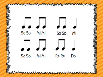 Tigers - Orff Based Song for So-Mi-Re-Do