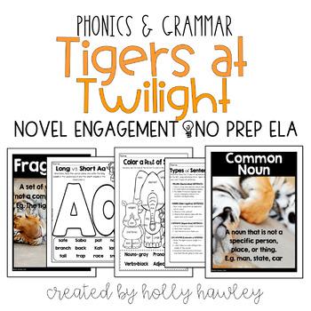 Tigers at Twilight NO PREP (ELA)