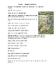 Tigers at Twilight- Readers theater Ch. 6 and 8