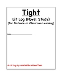 Tight Lit Log (Novel Study)