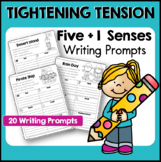 Tightening Tension: 5 + 1 Senses Writing Prompts: Seven Steps to Writing Success