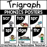 Tigraphs Posters