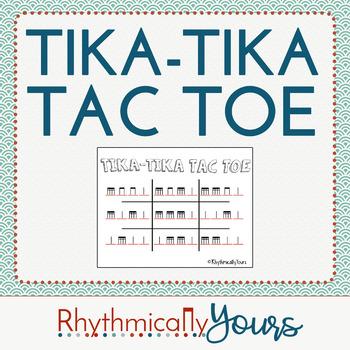 Tika-Tika Tac Toe - Music Game