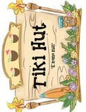 Tiki Hut- Preschool Dramatic Play