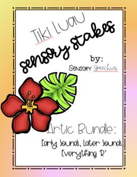 Tiki Luau Sensory Stakes: Artic Bundle
