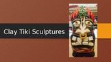 Tiki Sculptures PowerPoint Presentation