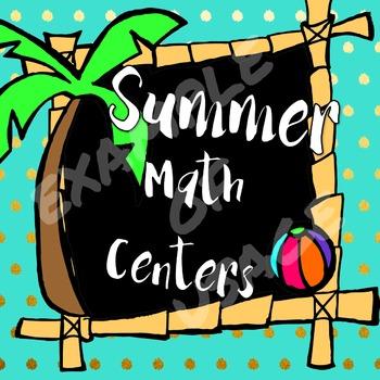 Tiki Summer Clip Art